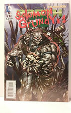 Earth 2 15.2 Solomon Grundy 2D cover variant NM
