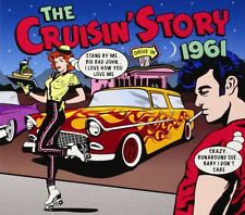 The Cruisin' Story 1961 2-CD NEW SEALED Roy Orbison/Marcels/Del Shannon/Dion+
