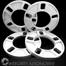 "4 WHEEL SPACERS 12MM OR 1/2"" THICK FITS ALL 5X4.5 