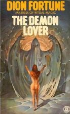 THE DEMON LOVER BY DION FORTUNE * PAPERBACK * MISTRESS OF RITUAL MAGIC