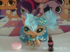 accessories for littlest pet shop skirt necklace bow cake cola lps cat not inclu