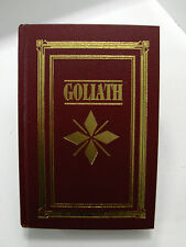 GOLIATH Life of Robert Schuller True Story of Overcoming Great Obstacles & Trage