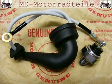 Honda CB 750 Four K2 - K6 Gummitülle mit Kabel und Öldruckschalter