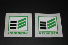 +103 Heidenau Reifen Tires Pneu Bike Aufkleber Decal Sticker Autocollant LOGO