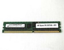 HP 1GB DDR2 Dual in-line Memory Module for EVA4400 EVA6300 P6300 587246-001