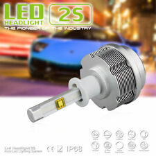 KIT LED 55W MOTO XENON 3600 LM LUMEN H7 5500K LAMPADE LED ALL IN ONE SLIM