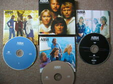 ABBA - Definitive Collection: 2 CD & 1 DVD Box Set - 37 Music & 35 Video Tracks