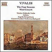 Antonio Vivaldi - Vivaldi: The Four Seasons, Wind Concerti (1995)