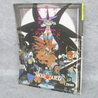 WARZARD Red Earth Guide Book Gamest Mook #65 SI48*