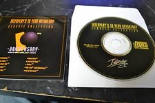 Interplay's 10 Year Anthology  (PC, 1993)Disc Only Plus manual