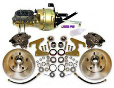 1947-1959 Chevy Truck Front Disc Power Brake Kit 5 on 4-3/4
