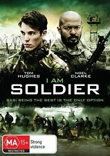 I Am Soldier - Ronnie Thompson NEW R4 DVD