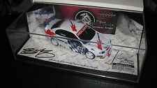 CLASSIC 1/43 SIGNATURE SERIES G MURPHY HOLDEN COMMODORE PERSONALLY SIGNED #43020