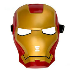 Avengers Iron Man LED Mask Light Up Cosplay Custome Accs Party Halloween Mask