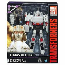 Transformers Generations Titans Return Voyager G1 MEGATRON NEW IN STOCK G2