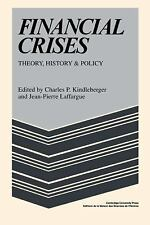 Financial Crises (MSH: Colloques)-ExLibrary