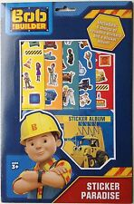 BOB THE BUILDER  STICKER PARADISE