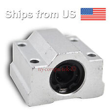 1 PC SC8UU SCS8UU Linear Motion Ball Bearing Slide Unites Bushing ID 8mm US