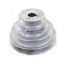 "NEW CHICAGO DIE CASTING 6144513 V-GROOVE PULLEY 4 STEP 1/2"" BORE USA MADE"