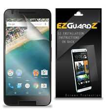 3X EZguardz Screen Protector Cover Shield HD 3X For LG Nexus 5X (Ultra Clear)