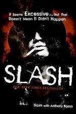 Slash, Slash, Anthony Bozza, Acceptable Book