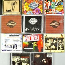 Stereophonics 11 CD Lot UK Singles Promos ECD Videos Acoustic Live 1998-2004