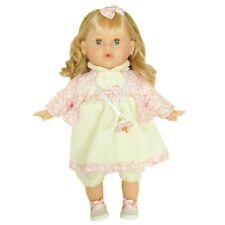 Nines d'Onil Blond chevelu poupée Tina 45 cm NOUVEAU! de l'Espagne! super cadeau!