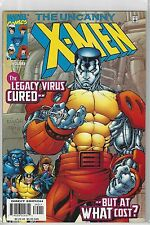 UNCANNY X-MEN #390 Death of COLOSSUS Modern CLASSIC NM- (9.2)