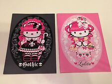 Tarina Tarantino Hello Kitty Lolita Goth Card RARE Collectable Note Cards Art