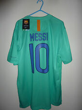 Camiseta Barcelona 3rd 2011/12 Messi 10 BNWTs