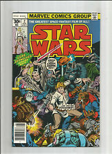 STAR WARS (v1) #2 Bronze Age Grade 9.4 Classic Early Issue Of Iconic Series!!