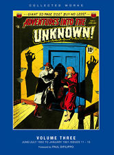 Adventures into the Unknown #3 HC