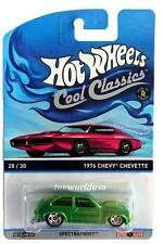 2015 Hot Wheels Cool Classics #28 1976 Chevy Chevette pink car on card