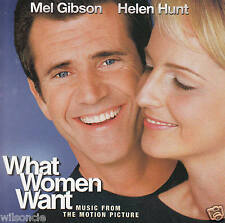 What Women Want by Original Soundtrack (CD, Dec-2000, Sony Music Distribution (U