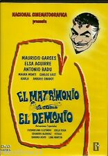 El Matrimonio Es Como El Demonio New Dvd