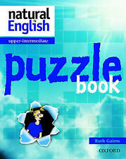 Natural English Upper-Intermediate: Puzzle Book-ExLibrary