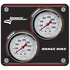 Longacre Brake Balance / Bias Gauges / Dials Mini Panel - Race / Rally