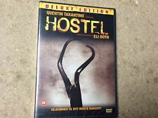 * NEW DVD Film * HOSTEL * DELUXE 2 DISC EDITION *