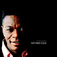 Nat King Cole THE VERY BEST OF NAT KING COLE cd - sealed - Capitol (2006)