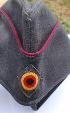 1967 Dated West German Bundeswehr Army Overseas Dress Cap / Hat - NBC Troops