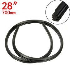 Car Van Truck Rubber Graphite Wiper Blade Refill Cut To Size Universal 28″ 700mm