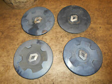 4 wheel hub cap renault master 2.5 2.2  05 breaking parts spares trims cap van