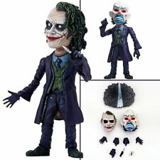 Creative Toys Rocka Dark Knight Joker Heath Ledger Deformed 5in. Action Figure