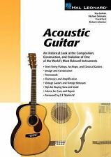 Acoustic Guitar : An Historical Look at the Composition, Construction, and...