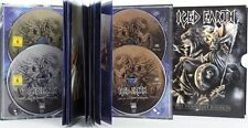 BRAND NEW SEALED DELUXE LIMITED DELUXE ICED EARTH 4DISC DVD ANCIENT KOURION