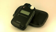 Sekonic Flashmate L-308B Ambient Light Meter + case. 'MINT' Fully tested Cond.