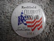 Redfield, South Dakota 1989 Centennial Souvenir