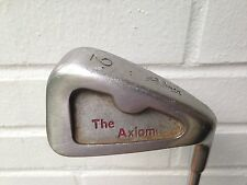 The Axiom by Palmer 9 iron with factory axiom stiff steel shaft Free Shipping