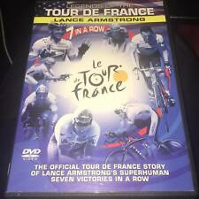 legends of the tour de france lance armstrong dvd 7 in a row