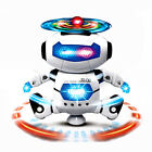 Electronic Walking Dancing Smart Space Robot Astronaut Kids Music Light Toy Gift